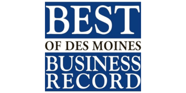 Best of Des Moines, Business Record