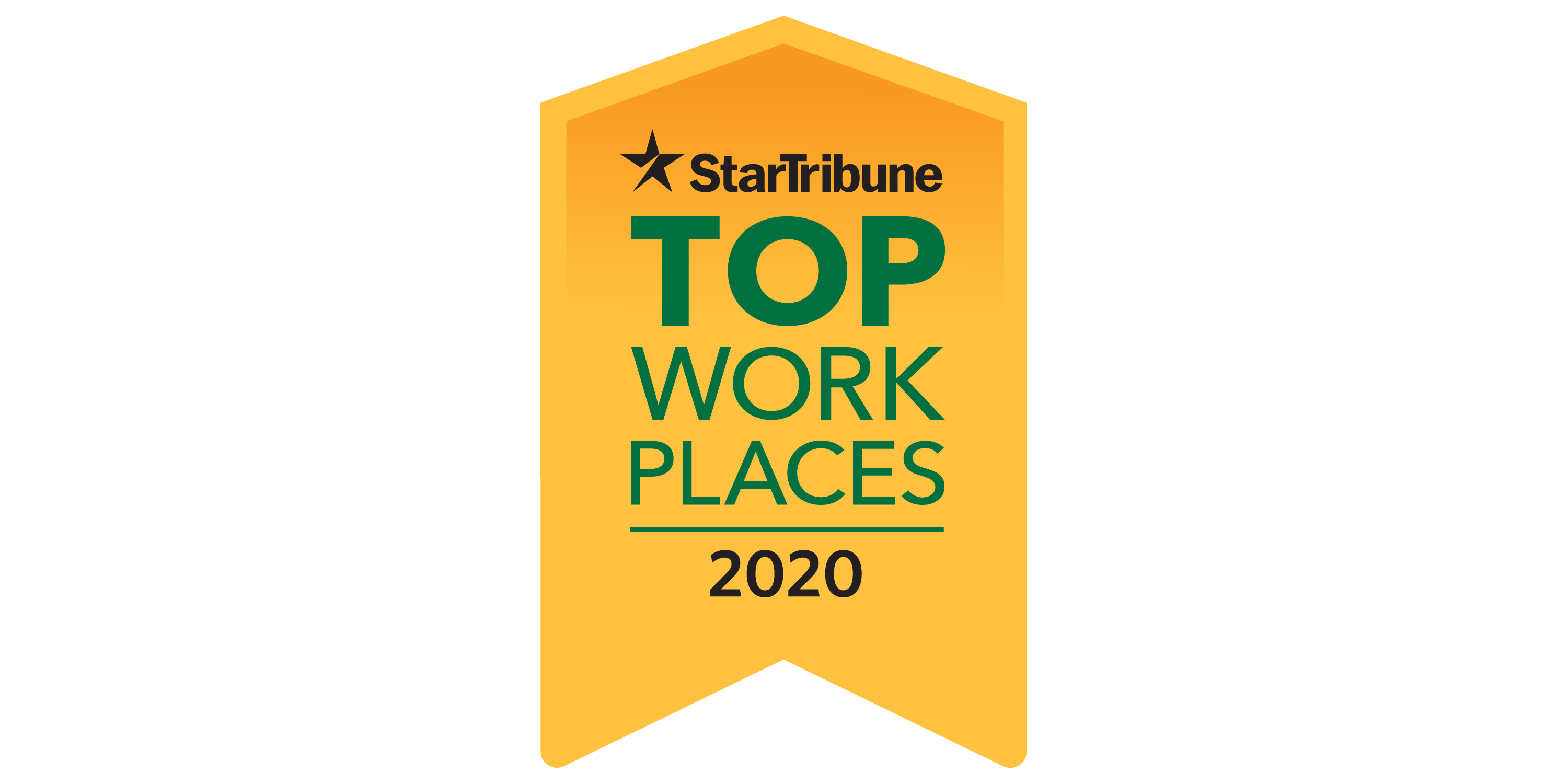 Star Tribune Top Workplaces Logo