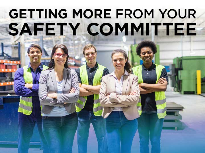 how to get more from your safety committee