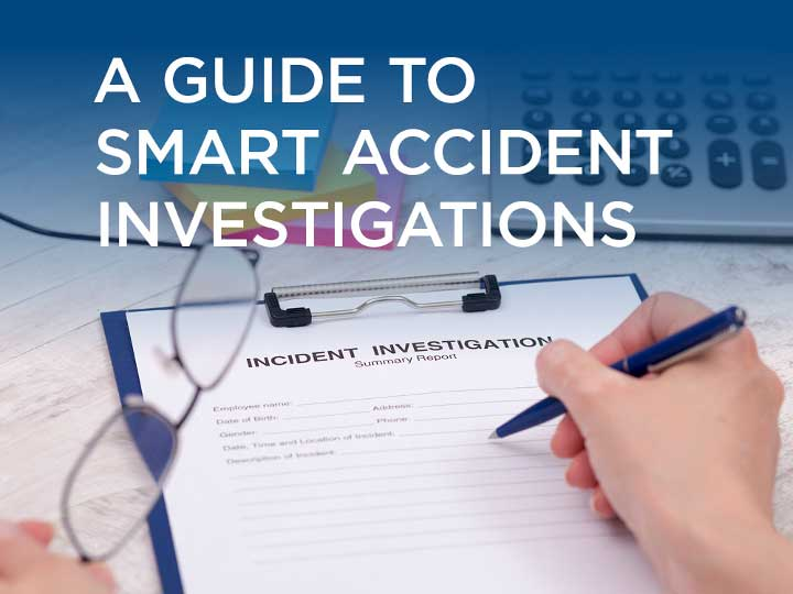 an EMC guide to smart accident investigations