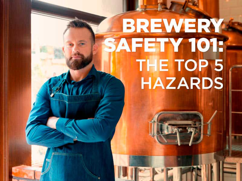 EMC's top 5 brewery safety tips
