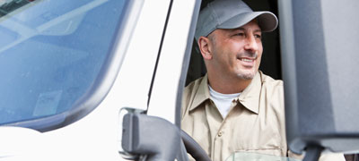 Picture of a Commercial Driver