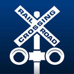 Rail Crossing Locator Logo